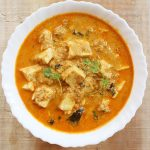 paneer korma recipe, how to make paneer korma (kurma recipe)