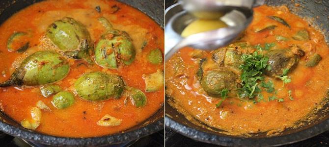 vankaya curry