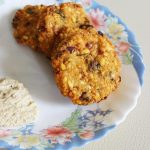 mixed dal vada recipe using moong dal, urad dal and chana dal