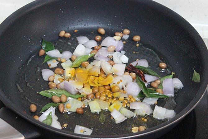 washing oats for lemon oats