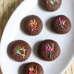 chocolate sandesh   chocolate sandesh recipe   healthy Indian sweets recipes