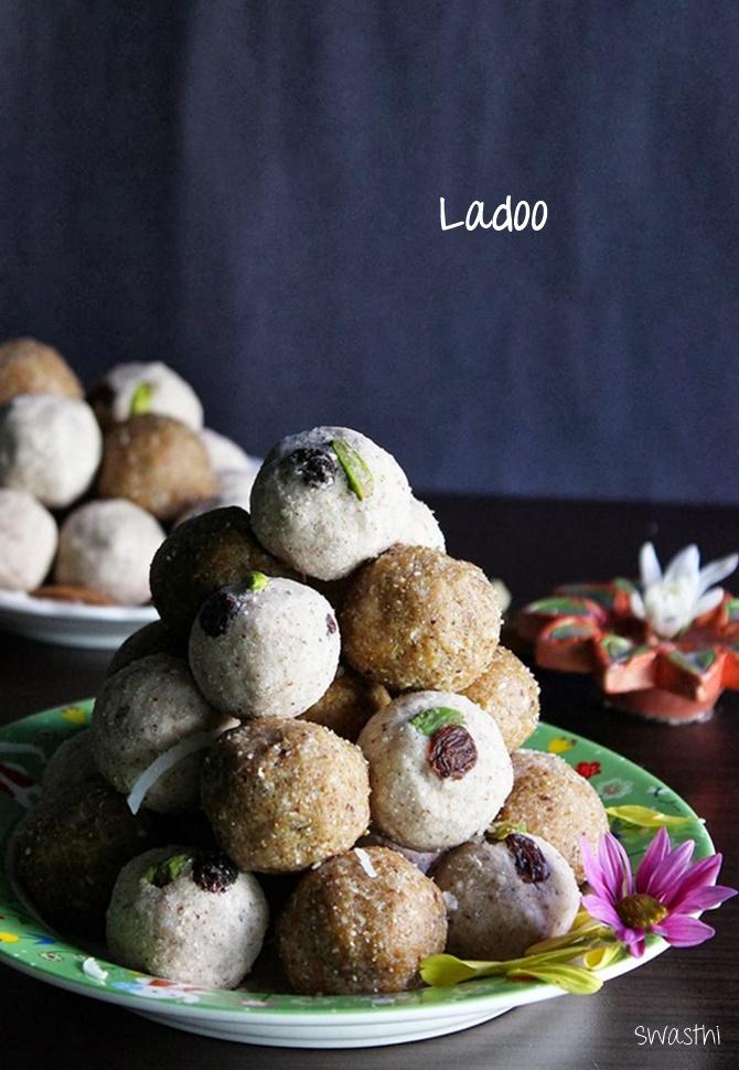 laddu recipes