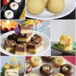 Diwali sweets recipes | 100 diwali recipes (snacks sweets)