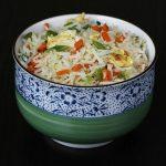 egg fried rice recipe, how to make egg fried rice   egg recipes