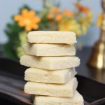 kaju katli ( kaju barfi) recipe, how to make kaju katli