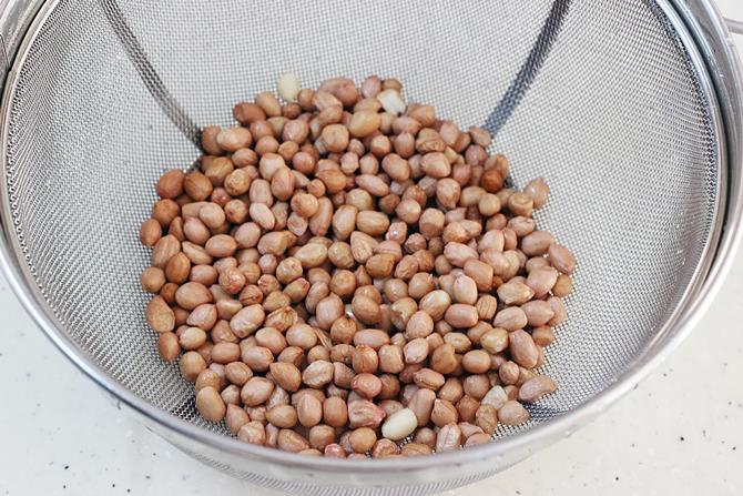 masala peanuts step 2