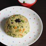 millet biryani | korralu biryani | thinai biryani recipe