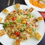 paneer biryani | paneer biryani recipe | paneer recipes
