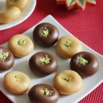 peda recipe, how to make milk peda or doodh peda