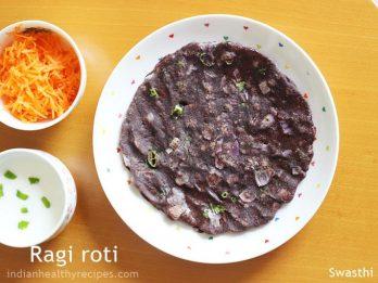 Ragi roti recipe   Ragi rotti   How to make ragi roti    Ragi recipes