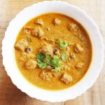 soya chunks kurma curry recipe | soya chunks recipes