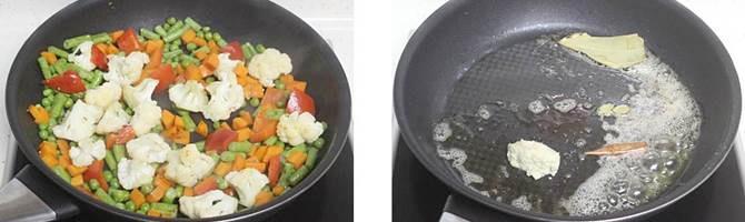 veg makhanwala recipe step 1