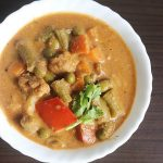 veg makhanwala, vegetable makhani recipe
