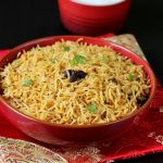 biryani rice recipe | kuska rice  or plain biryani without veggies