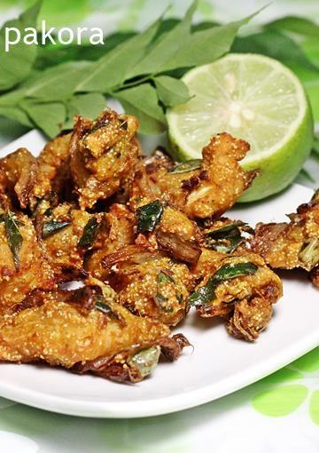 Chicken pakora recipe   How to make chicken pakoda or chicken pakora