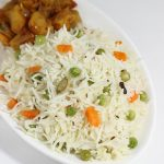 Coconut milk rice | How to make coconut milk rice