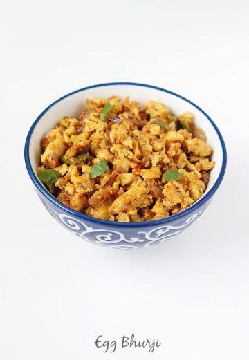 Egg bhurji recipe video | How to make egg bhurji recipe | anda bhurji recipe