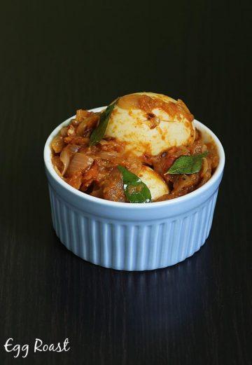 Egg roast recipe | Egg fry recipe | How to make egg roast or egg fry