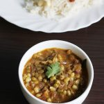 green moong dal recipe | green gram curry recipe