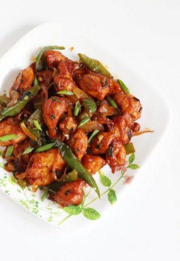 Chilli chicken recipe   How to make chilli chicken dry & gravy