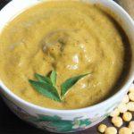 curry leaves chutney | kadi patta chutney | kavepaku pachadi