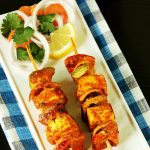 paneer tikka on stove top – tawa paneer tikka on gas stove (without oven)
