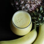 Pineapple smoothie recipe, how to make a pineapple smoothie