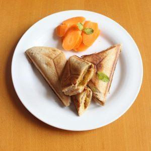 Potato sandwich recipe | How to make aloo sandwich recipe
