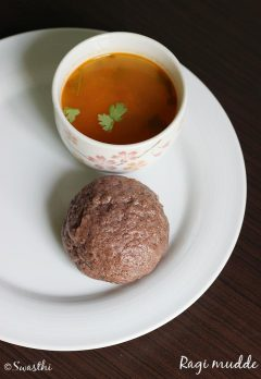 Ragi mudde recipe | How to make ragi mudde | Ragi recipes
