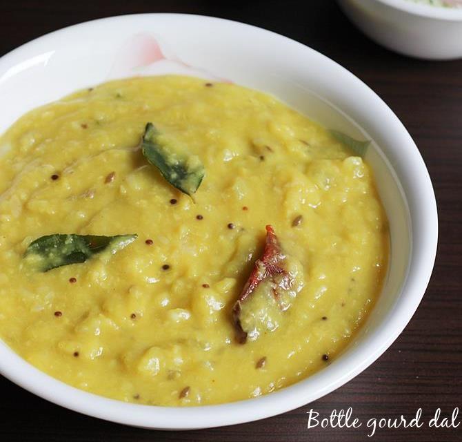 sorakaya pappu recipe