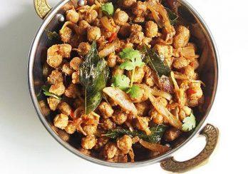 Meal maker fry | Soya chunks fry recipe | Soya chunks recipes