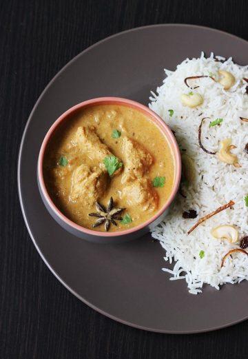 Chicken kurma recipe | How to make chicken kurma curry recipe