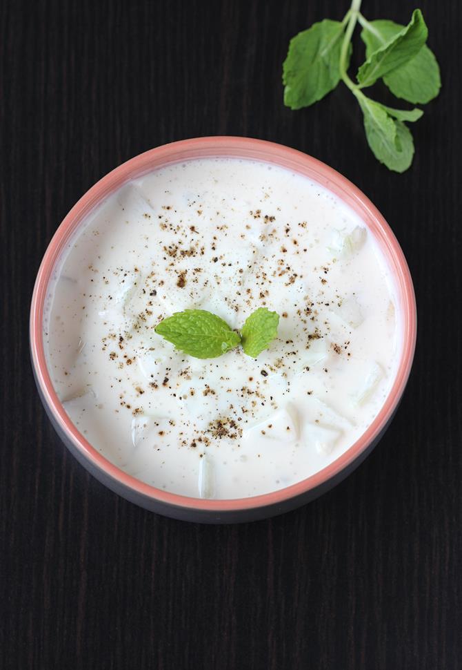 recipe: cucumber raita recipes [34]