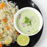 mint raita recipe | pudina raita recipe | raita recipes