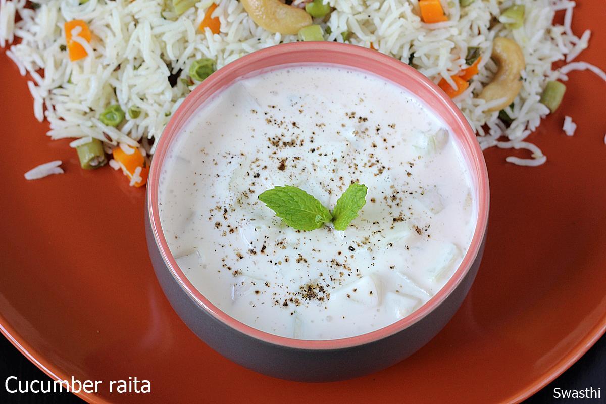 recipe: cucumber raita recipes [21]