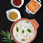 curd rice recipe, how to make curd rice (yogurt rice)