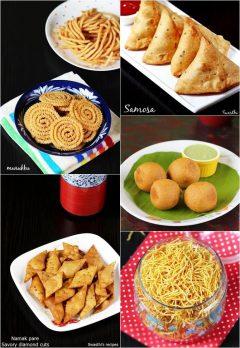 Diwali snacks recipes | 50 Snacks for Diwali | Veg snacks for diwali 2016