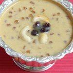javvarisi payasam recipe | saggubiyyam payasam (sago payasam)
