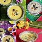 Kheer recipes | 15 Payasam recipes | Collection of kheer recipes