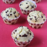 chocolate chip muffins recipe | easy muffins recipe
