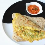 egg paratha recipe   anda paratha   how to make egg paratha