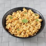 paneer bhurji recipe, how to make paneer bhurji