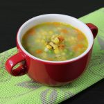 sweet corn soup recipe, how to make sweet corn soup