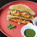 chutney egg sandwich recipe | easy Indian egg recipes