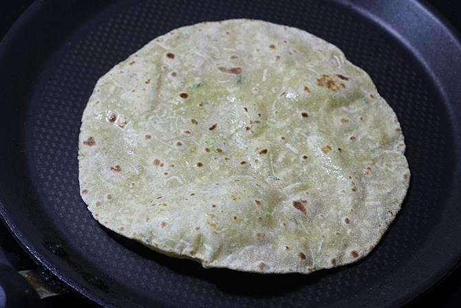 ghee for paratha