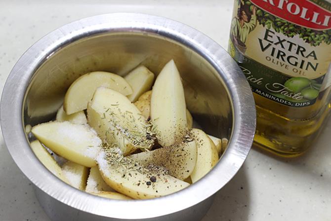 seasoning for potato wedges recipe