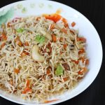 carrot rice recipe, how to make carrot rice recipe