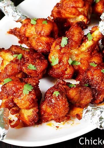 Chicken lollipop recipe   How to make chicken lollipop recipe