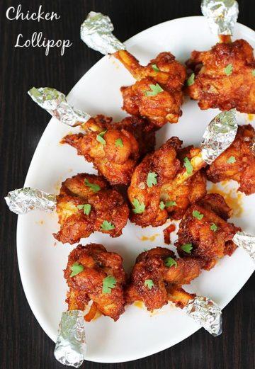 Chicken lollipop recipe | How to make chicken lollipop recipe
