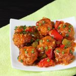 Chicken manchurian recipe | How to make chicken manchurian